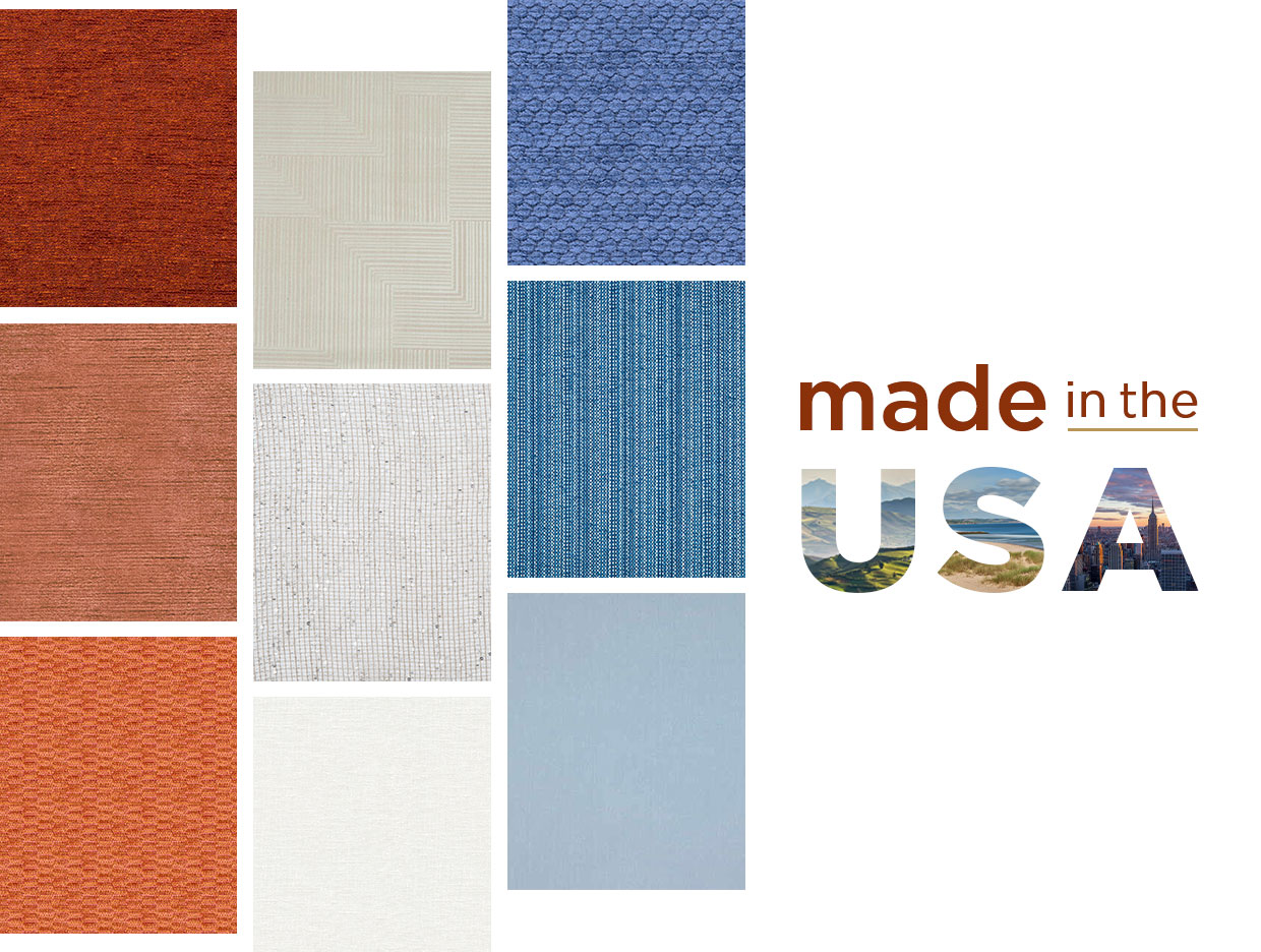 Made in USA Fabric
